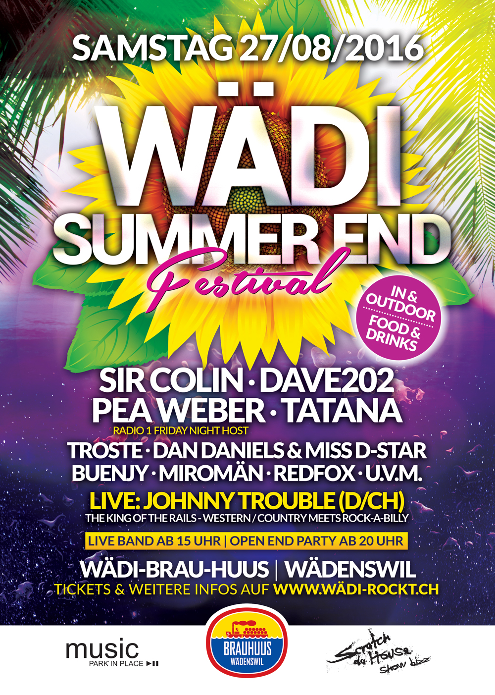 Waedi Summer End 2016